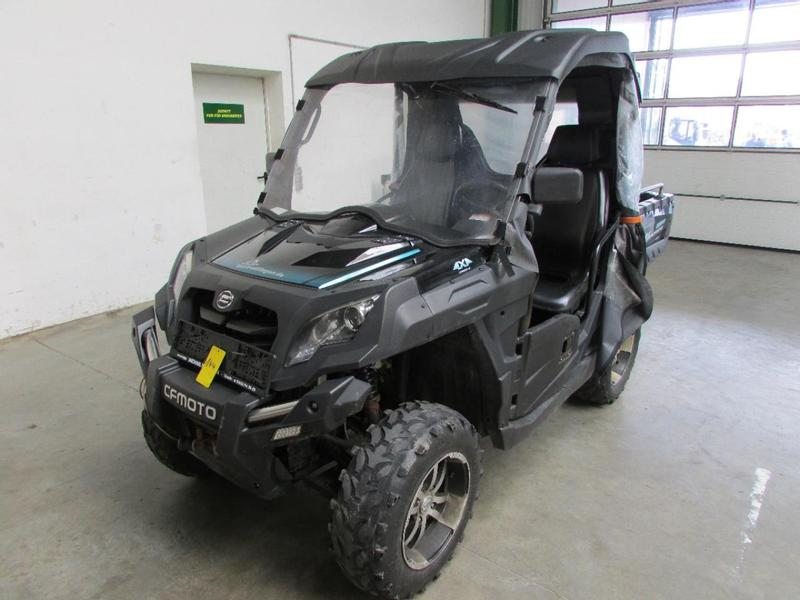 Sonstige / Other UForce 800 EFI 4x4