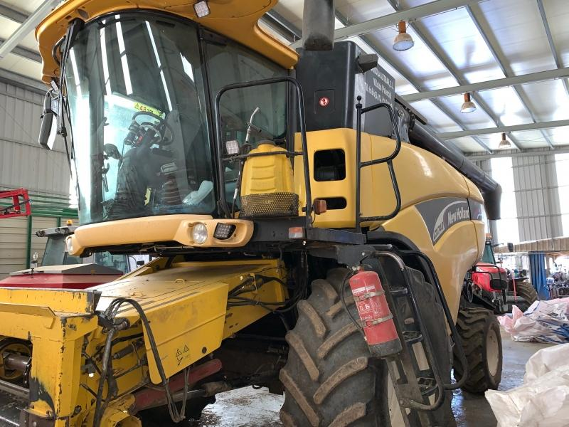 New Holland CX740 SL