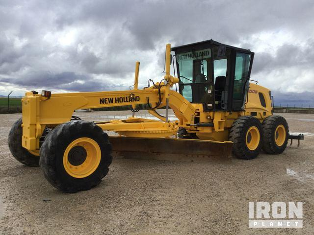 New Holland RG200B
