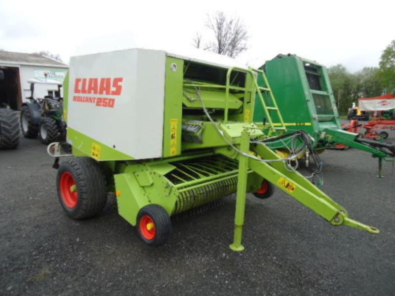 Claas ROLLANT 250 REVISE