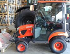 Kubota BX 261 Winteraktion