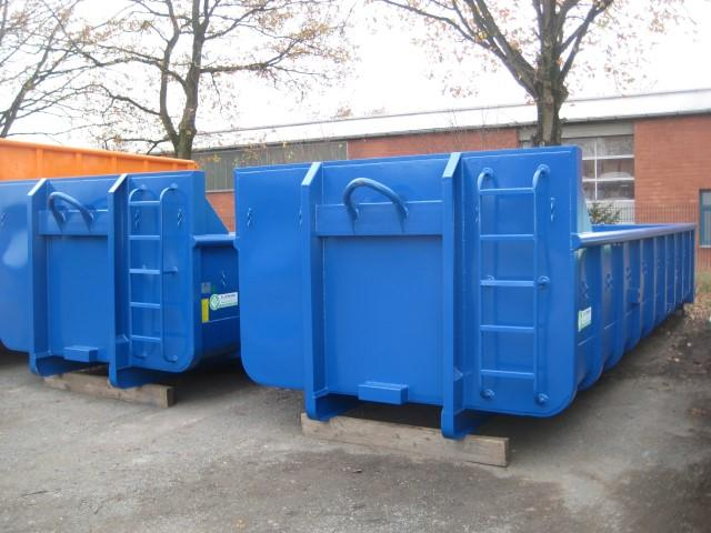 Hermann Ellermann Containersysteme Abrollcontainer