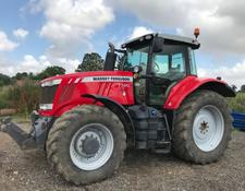 Massey Ferguson MF7720 EXCLUSIVE DYNA VT