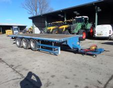 Chieftain 26FT TRI AXLE COMMERCIAL DRAW BAR TRAILER