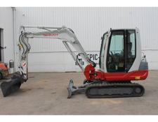 Takeuchi TB235 Mini Graafmachine