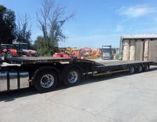 King GTS44 LOW LOADER TRAILER